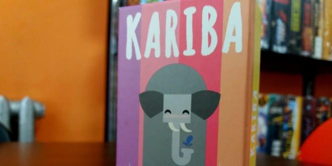 Kariba – Just Книция