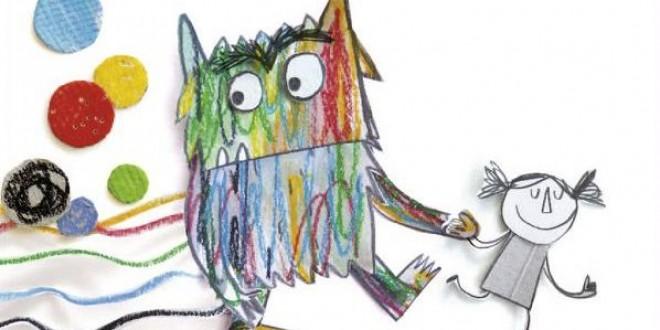 The Color Monster – Детски уроци за емоци