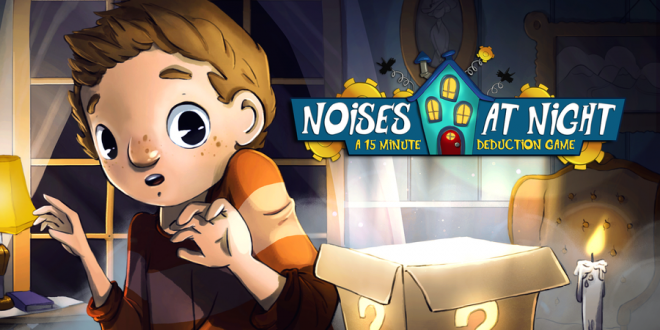 Noises at Night – Добро начало