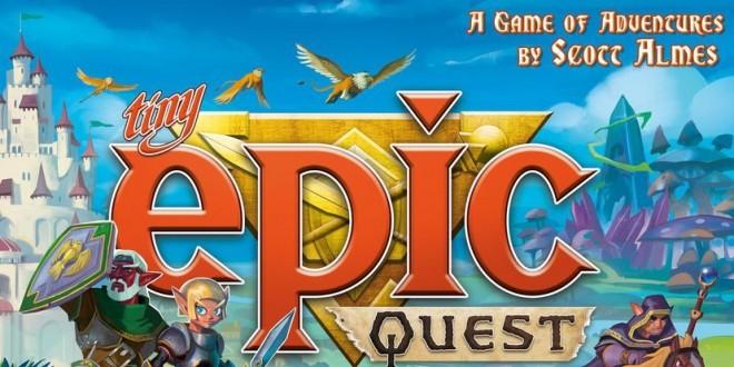 Tiny Epic Quest – Отново, имам само един проблем…