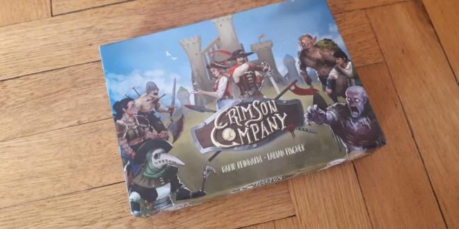 """Crimson Company… или """"С какво геймърите си почиват"""""""