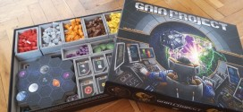 Folded Space – Gaia Project Insert