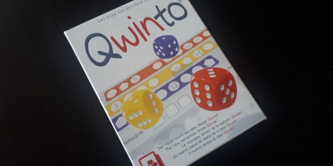 Qwinto – най-елегантната Roll and Write игра?
