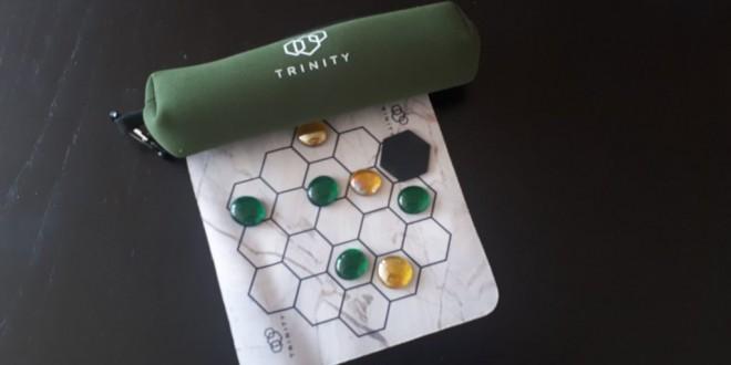 Trinity – гъзария за по пътя