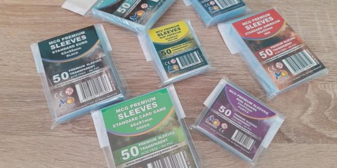 Нови протектори за карти от Mage Company