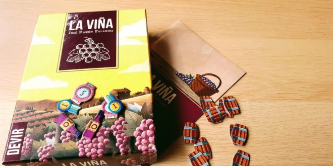 La Vina – Да ви е сладко