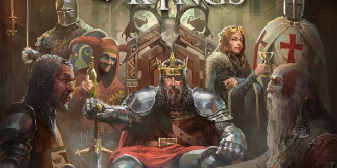 Crusader Kings – кратко ревю