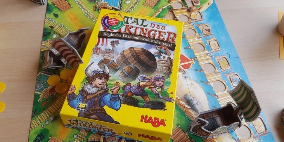 Долината на викингите – Вече и децата грабят