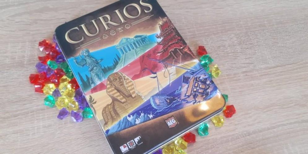 Curios – Игра без дизайнер