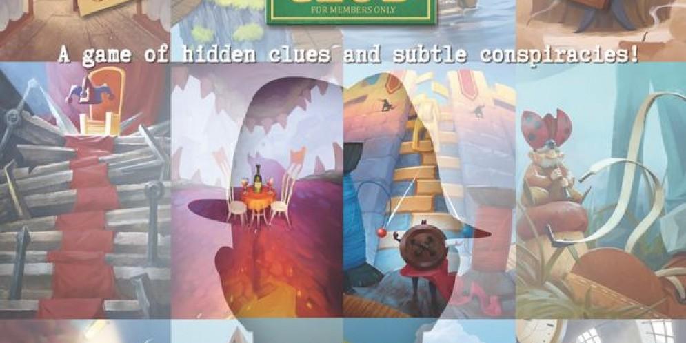 Detective Club – Най-достъпната парти игра. По принцип.