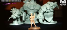 Reichbusters: projekt vril  – най-доброто от света на Weird War-a събрано в една настолна игра.