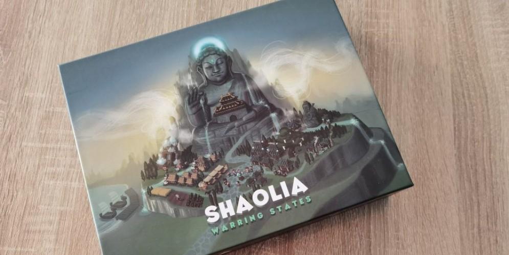 Shaolia: Warring States – Непретенциозна тупалка със зарове