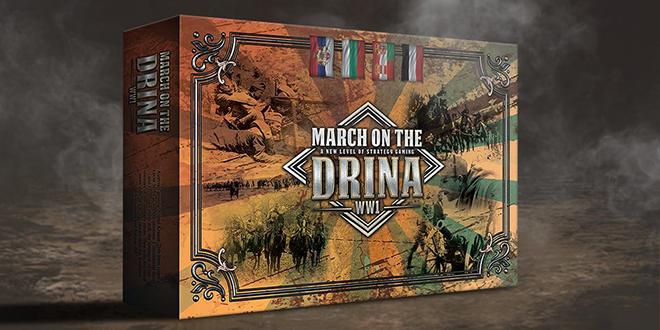 """March on the Drina (WW1) – """"Балканския театър"""" през погледа на сърбите"""