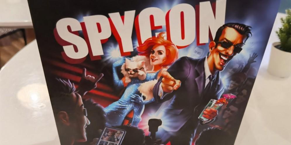 Spycon – Не. Няма нищо общо със SpyFall
