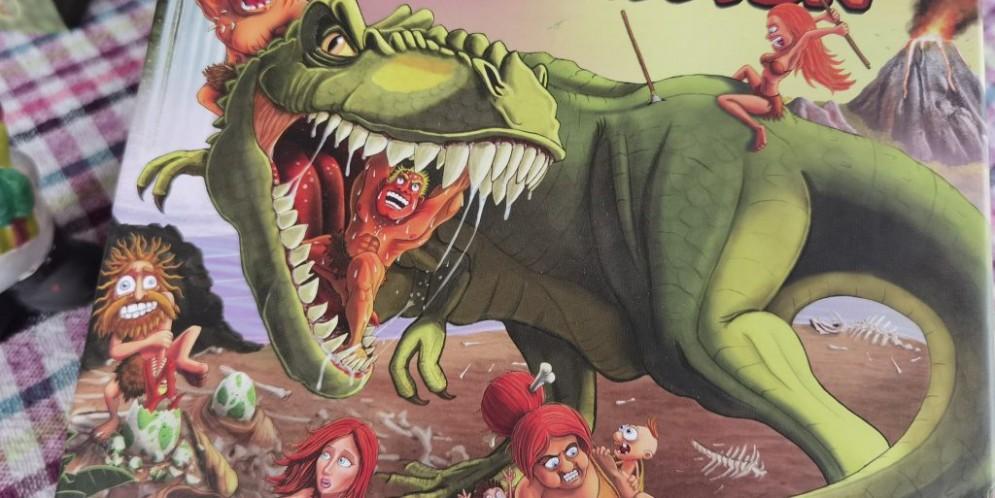 Dinoblivion – All we need is Gogo!