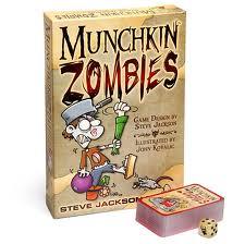 Munchkin Zombies – Braaaains!