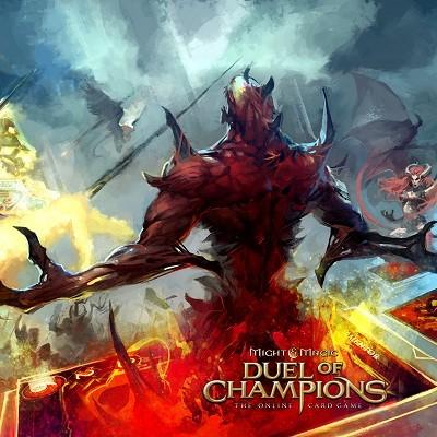 Might & Magic: Duel of Champions за PC и iPad