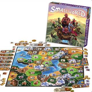Small World – Представяне