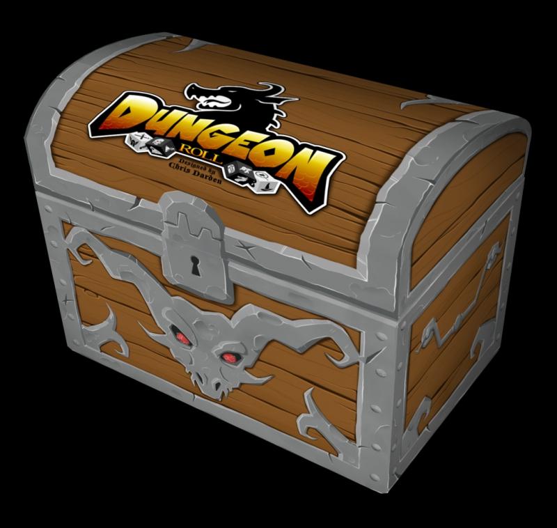 Dungeon Roll – Най-леката игра с тъмници!