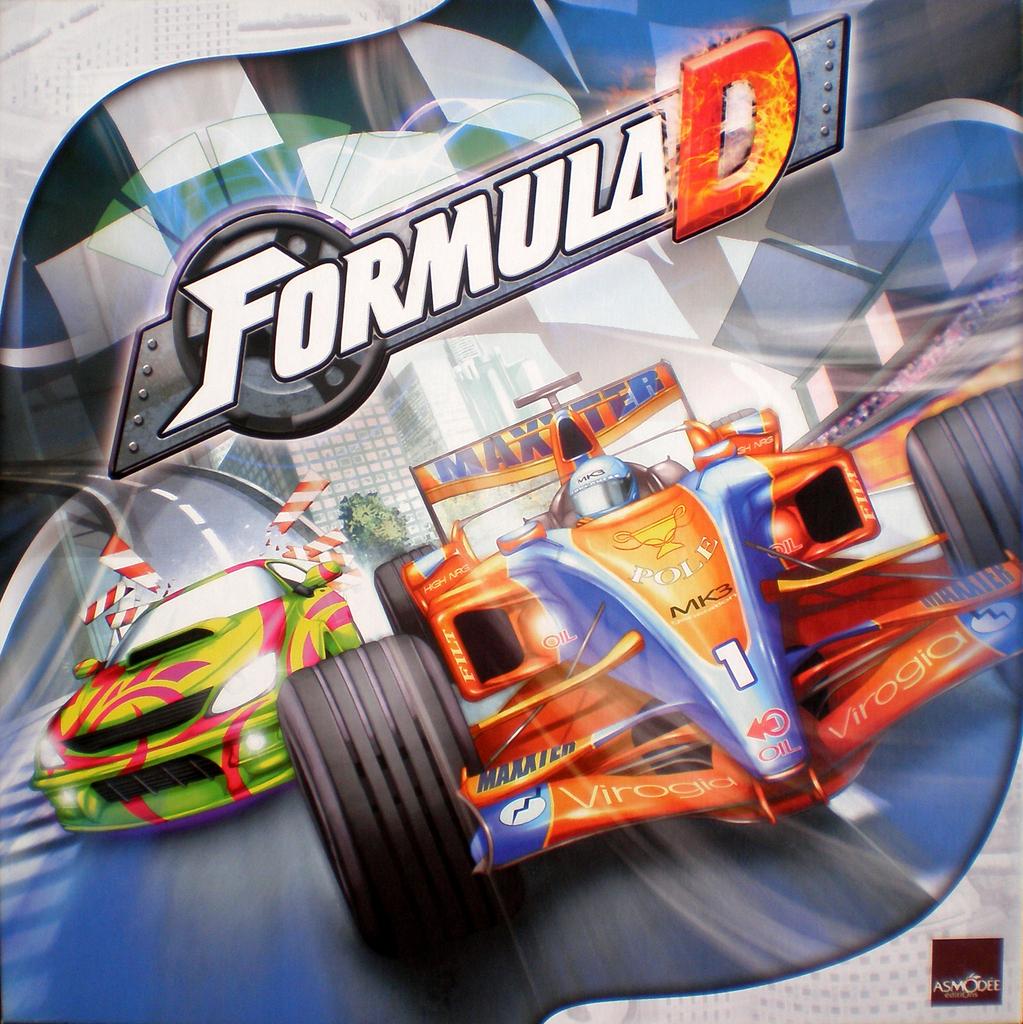 Formula D – Скачайте в колата!