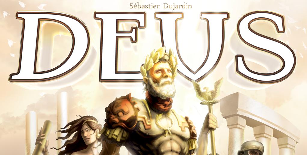 DEUS – Настолна игра на годината!