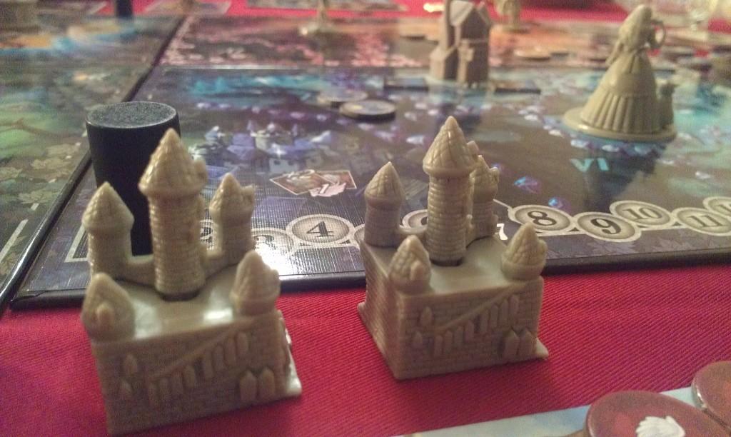 Черни замъци