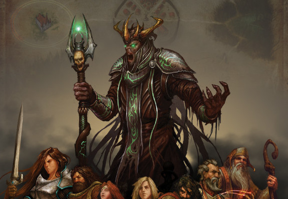 Darkest Night – мрачна кооперативна игра
