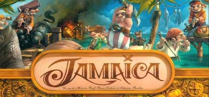 Jamaica –   игра с йо-хо-хо и бутилка ром!