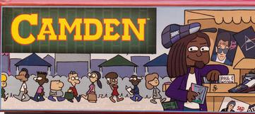 Игра за принтиране: Camden