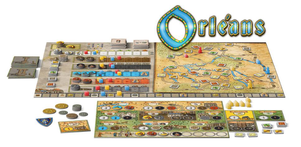 Orleans – една от най-хитрите игри за 2014!