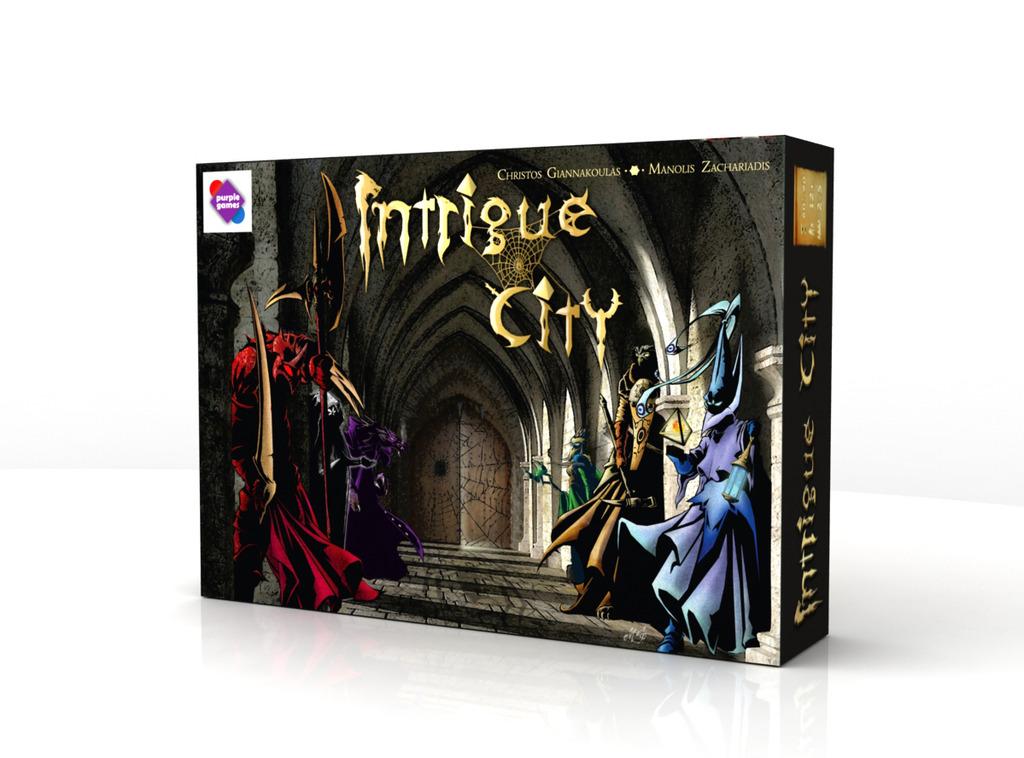 Intrigue City – интригуваща игра, но не достатъчно