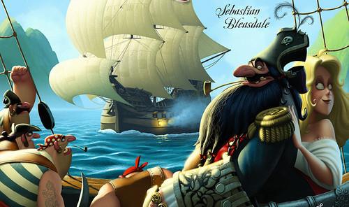 Black Fleet – всички карти преведени на български