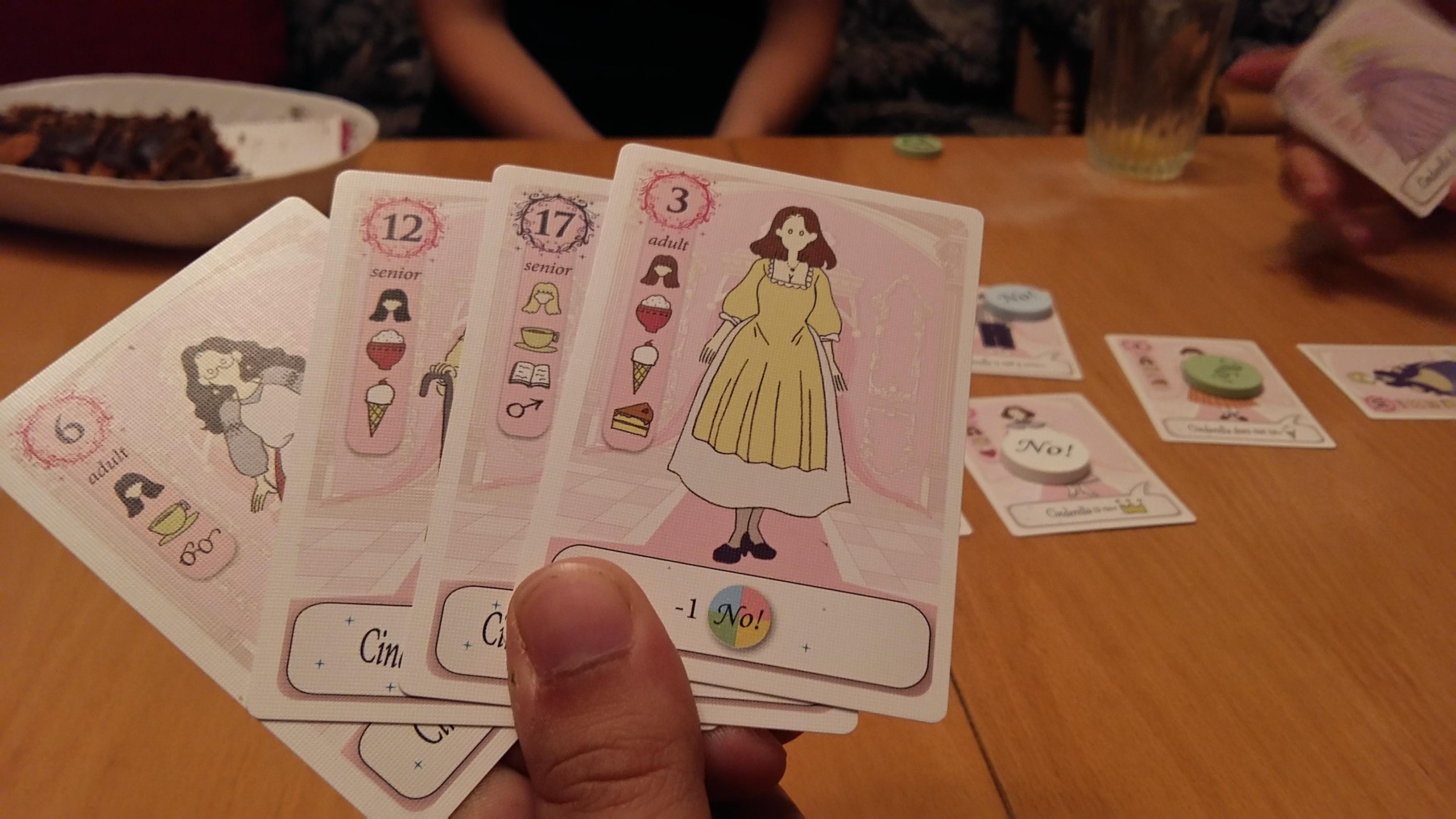 Too Many Cinderellas – Пепеляшка фрийк шоу!