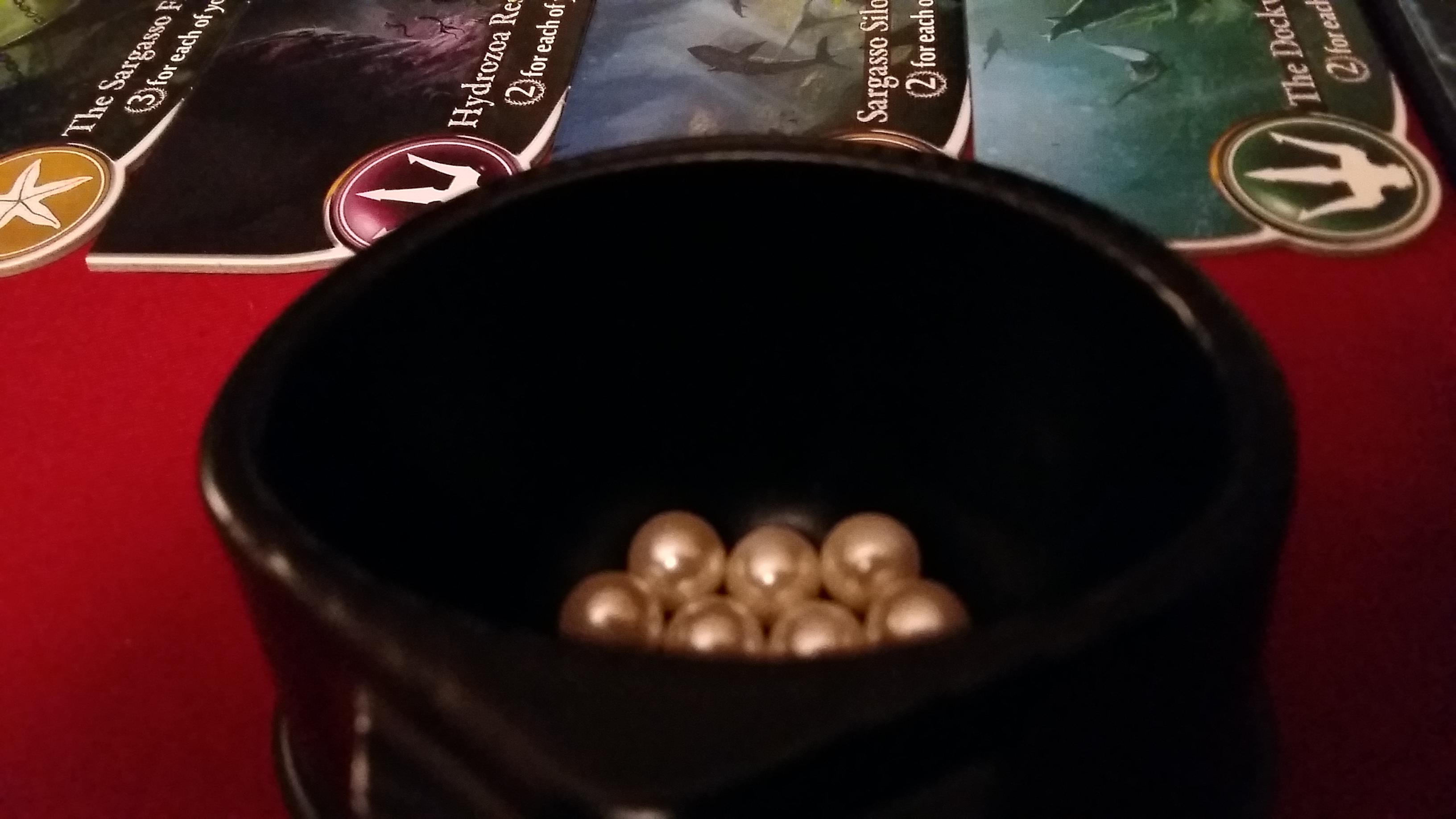 Перлите.