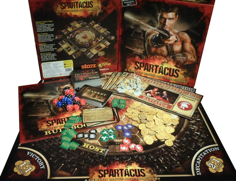 Spartacuscontents