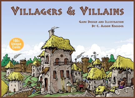 Villagers and Villains – ето това е да си мощен селянин!