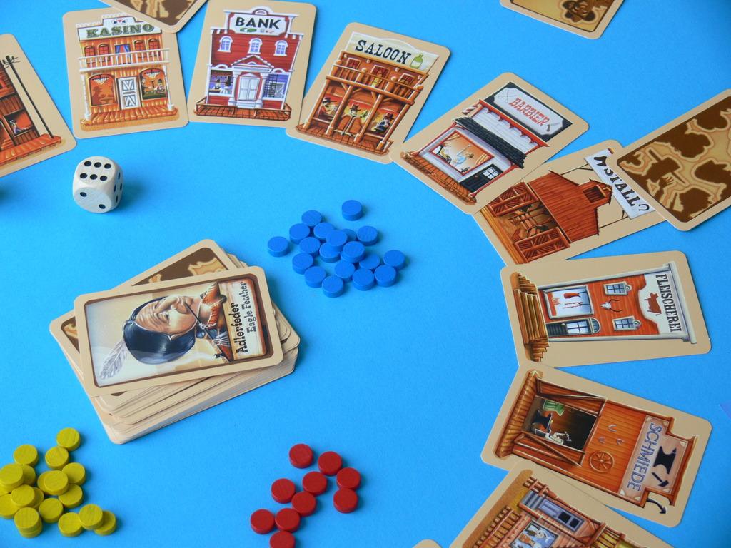 Old Town Robbery – мемо игра с разказване на истории в Дивия Запад?