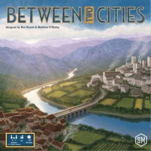Between Two Cities – най-простите неща са най-гениални!
