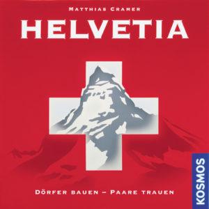 Друга интересна игра на М. Крамер - Helvetia
