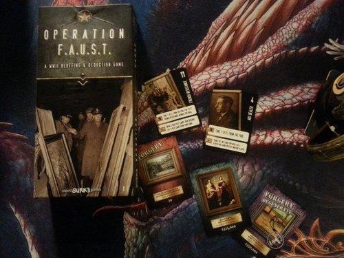 Operation F.A.U.S.T – За Франция и личната колекция!