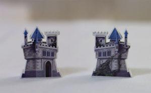 """Замъка """"облечен"""" - за съжаление за сега само в полската версия на играта."""