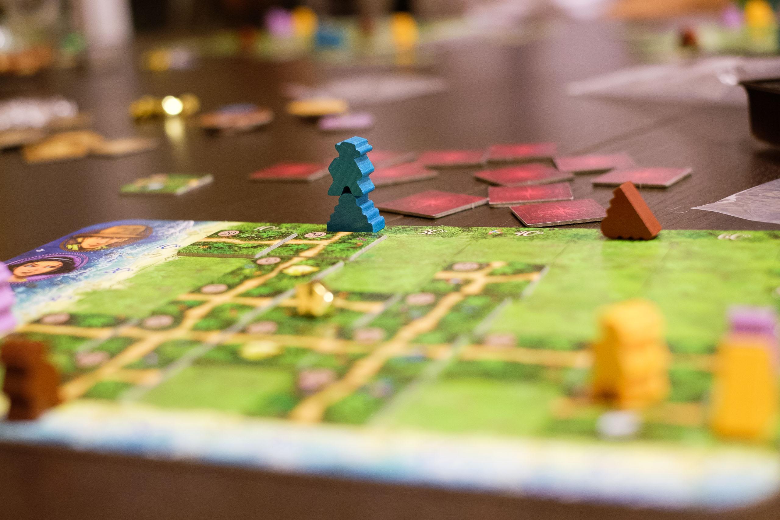 Karuba – страхотна игра, подходяща за всеки!