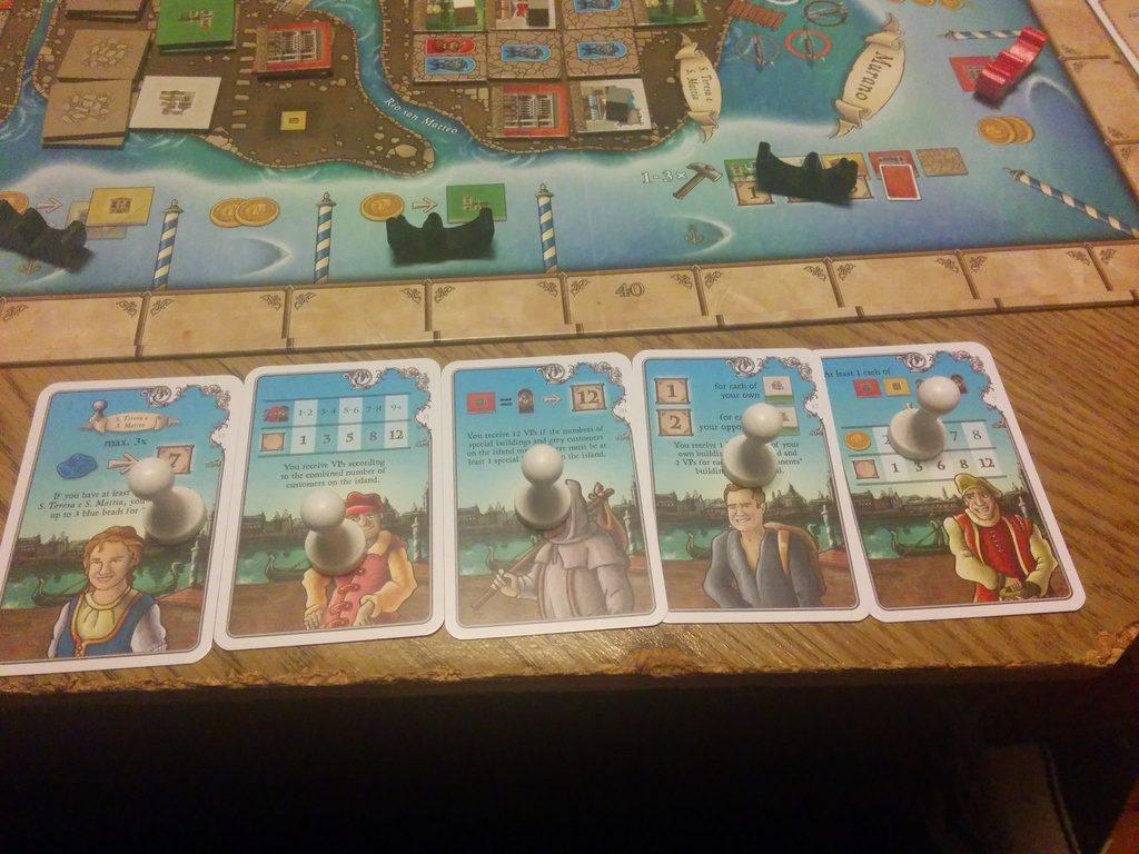 Murano - играта с най-изпипани тайни мисии!