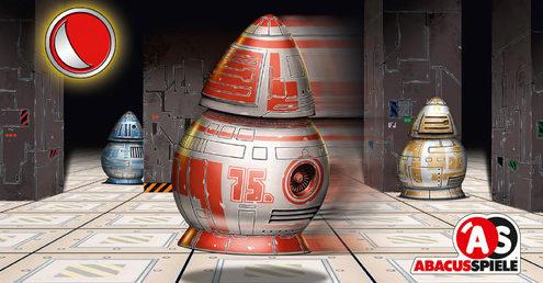 Ricochet Robots – пъзел с  блъскащи се роботчета