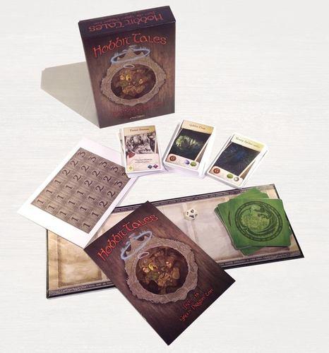 Hobbit Tales from the Green Dragon Inn – разказване на истории в света на хобитите