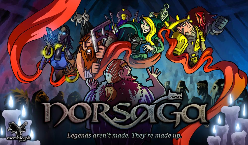 Norsaga + Into the Myths – истории с лъжливи викинги