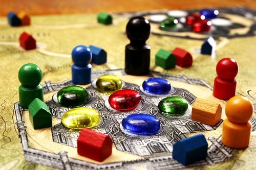 Махараджа - Игра за строене на дворци в Индия