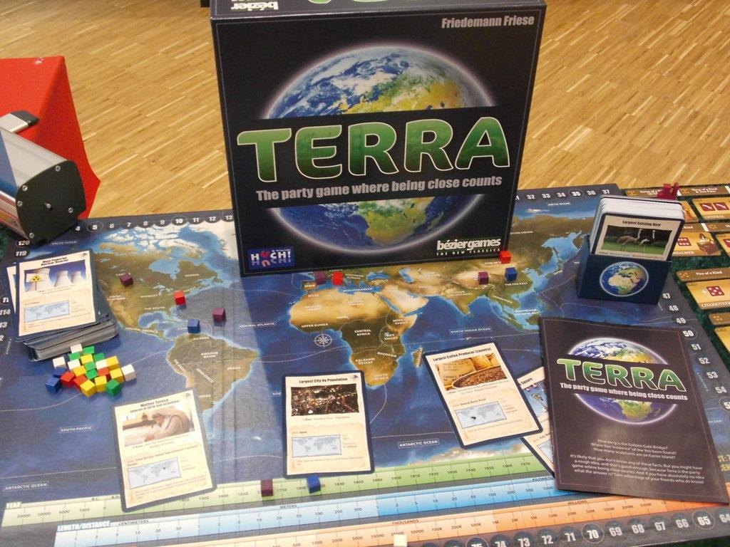 """Terra - евро + тривия от """"зеления"""" Фридман Фрийс"""