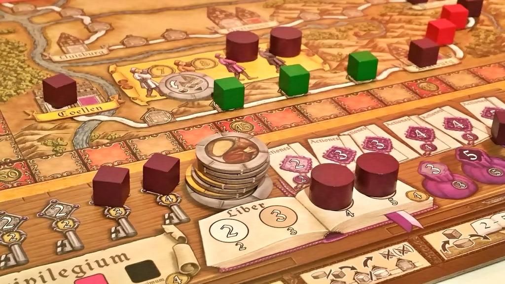 Hansa Teutonica – задължително за всеки геймър!