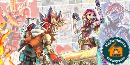 Millennium Blades – Игра, която симулира игра